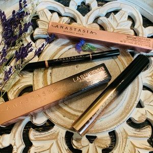 Anastasia BH Mascara & Brow pencil 🌴